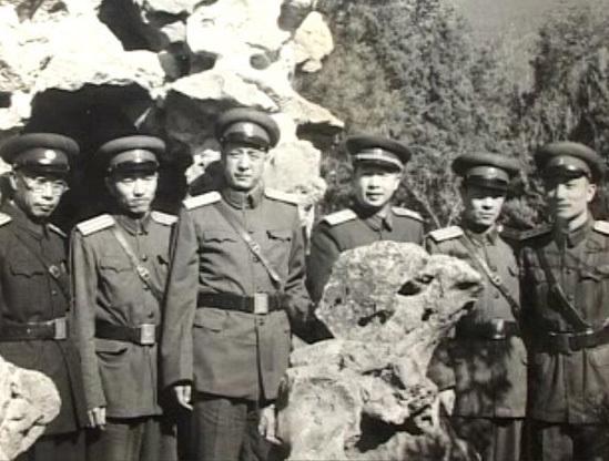 这位中将是毛主席最倚重的军事高参,蒋介石想