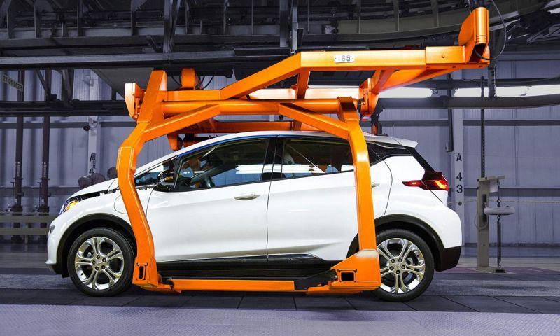美国通用将增产电动车,特朗普这下无话可说了