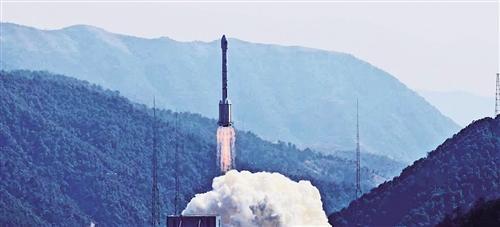 43天7次发射 长征火箭高密度发射背后原因探秘