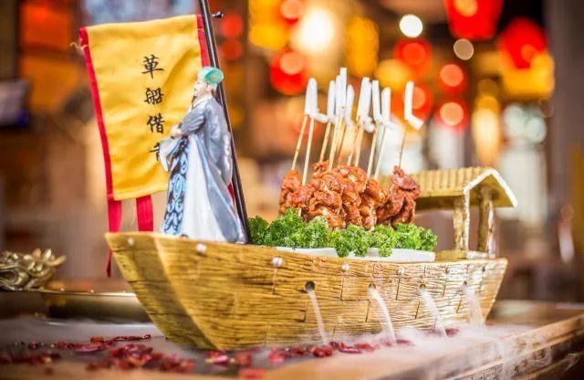 三国般的火锅第二份1元,不限次数!菜式上来就触动圈粉