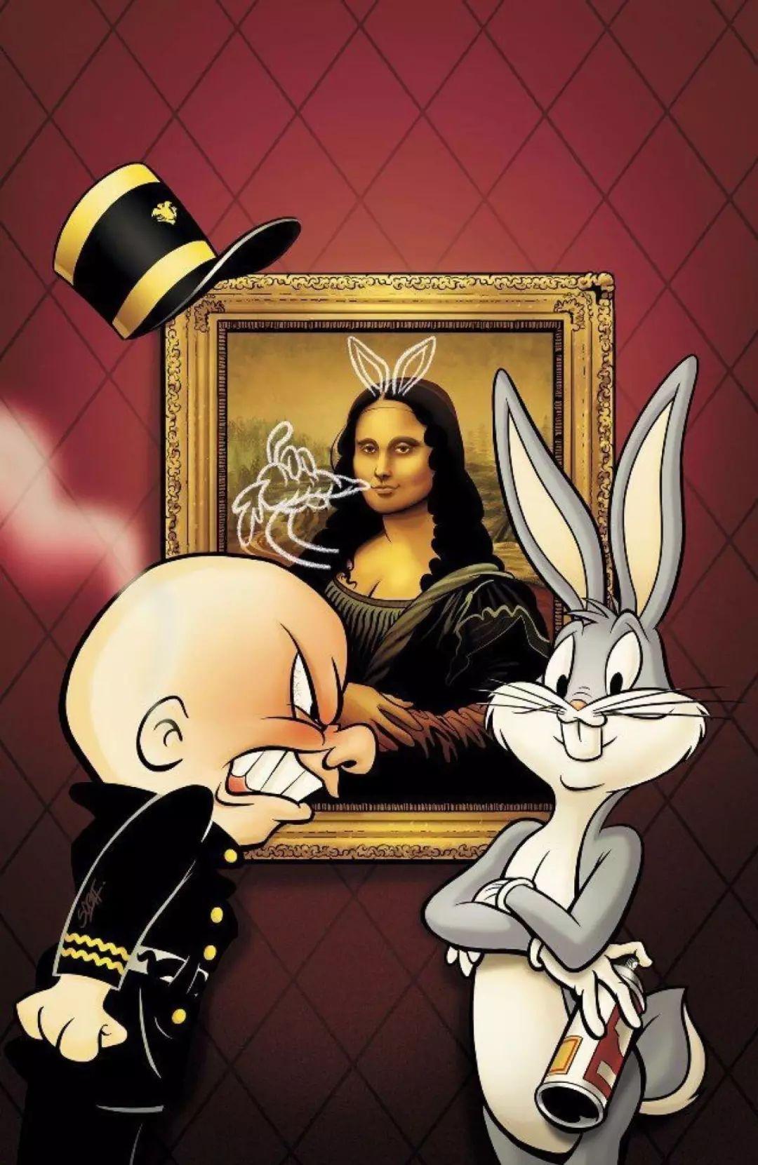 从小被人夸的人,除了认识比德兔,这四只聪明的兔子也认识