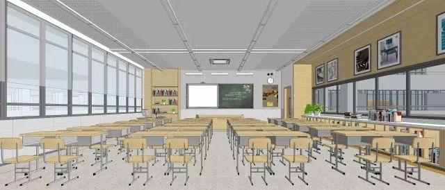 教育 正文  阅览室设计图 学校还将凸显学生本位理念,着力催生和营造