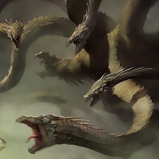 龙王的九个儿子_几乎可以肯定,九头虫肯定是投靠北海龙王去的