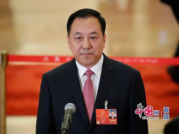 杨茂荣代表:加快北方国际航运核心区建设,服务北京雄安asp