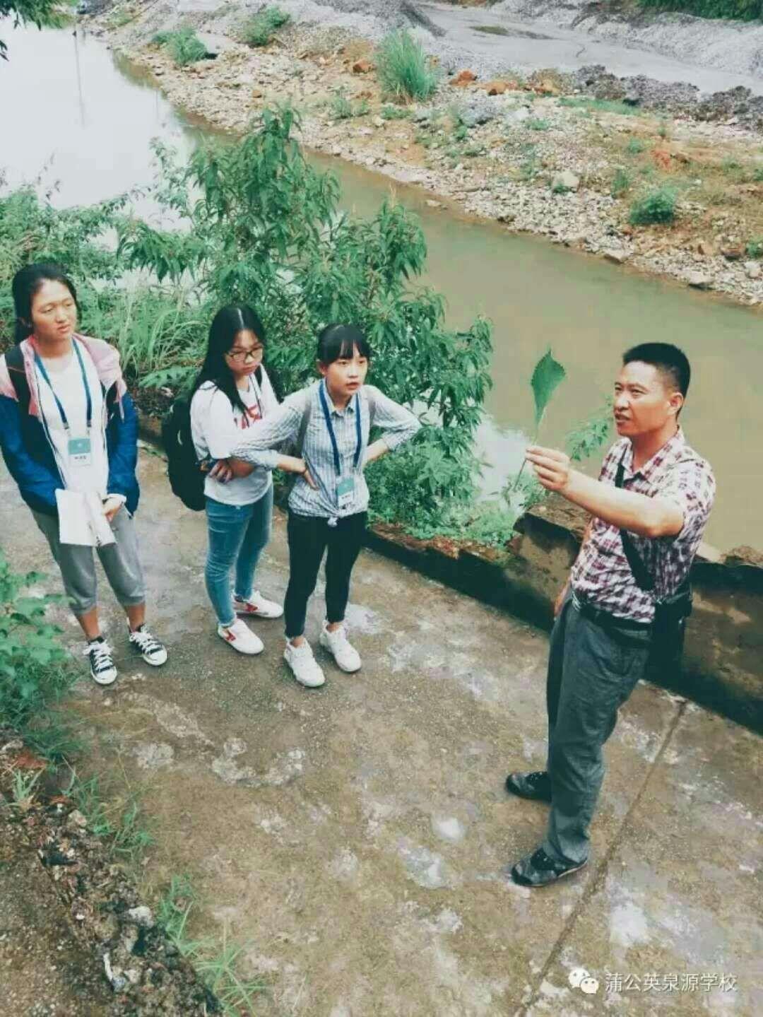 蒲公英泉源学校招生   好的教育可以让我们踏入生活之河,毫无惧色