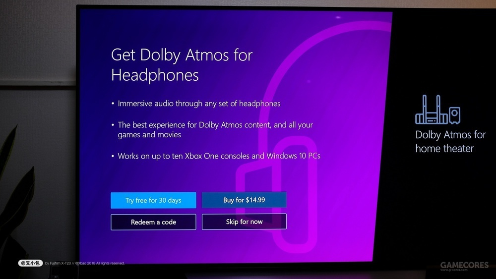 Xbox One X 音效篇:你真的需要一副「全景声游戏耳机」吗?