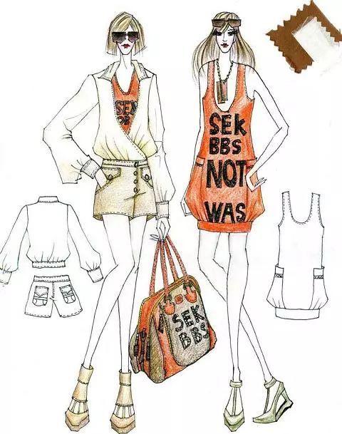服装设计师是指对服装线条,色彩,色调,质感,光线,空间等,进行艺术表达