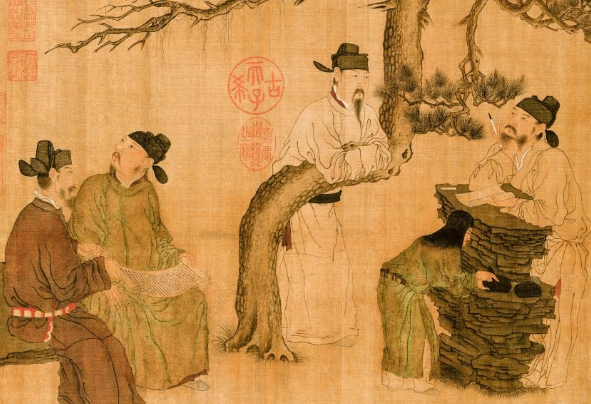 唐代诗人王维的诗_唐朝最特别诗人 做过地主当过官 当过和尚要过饭 影响了很多名人