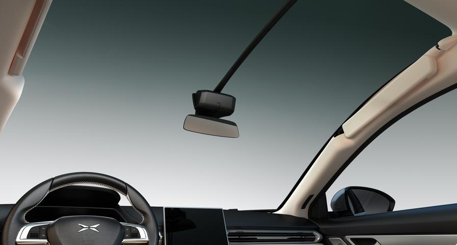 互联网大佬造自动驾驶汽车 外形颜值高 内饰堪比特斯拉 就等上市啦