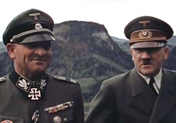 我们的隆美尔下载_他是希特勒的贴身保镖,心高气傲,隆美尔在他眼里都不值一提