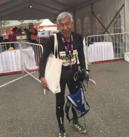 TNF100最高龄完赛者晨练意外离世晨跑安全需关注