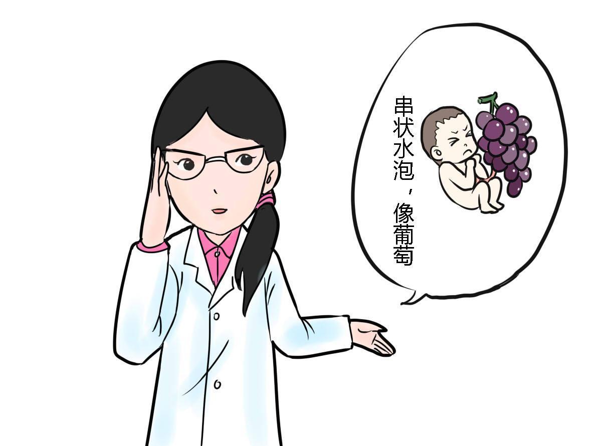 关于葡萄胎,你不得不知的那些事儿!