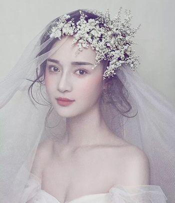 皇冠图片新娘设计图