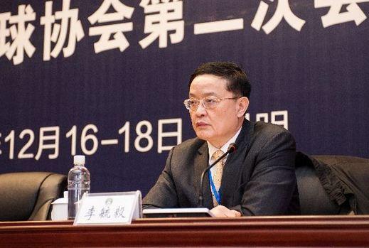 """李毓毅:2018赛季联赛要做到""""五有一上"""" 《足"""