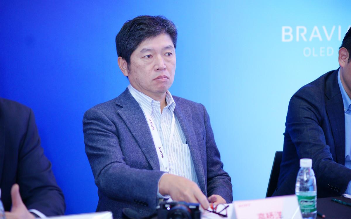 索尼中国总裁高桥洋:毫无疑问,中国市场是索尼最终的市场