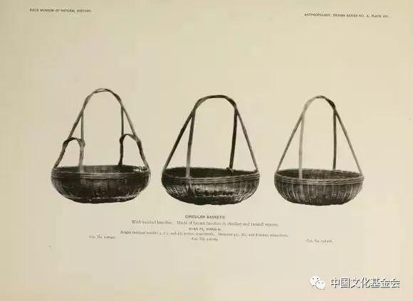 民国十四年一个美国人写了一部中国竹篮进化史