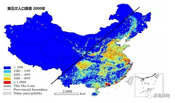 在中国,有180个城市的人口正在坍缩