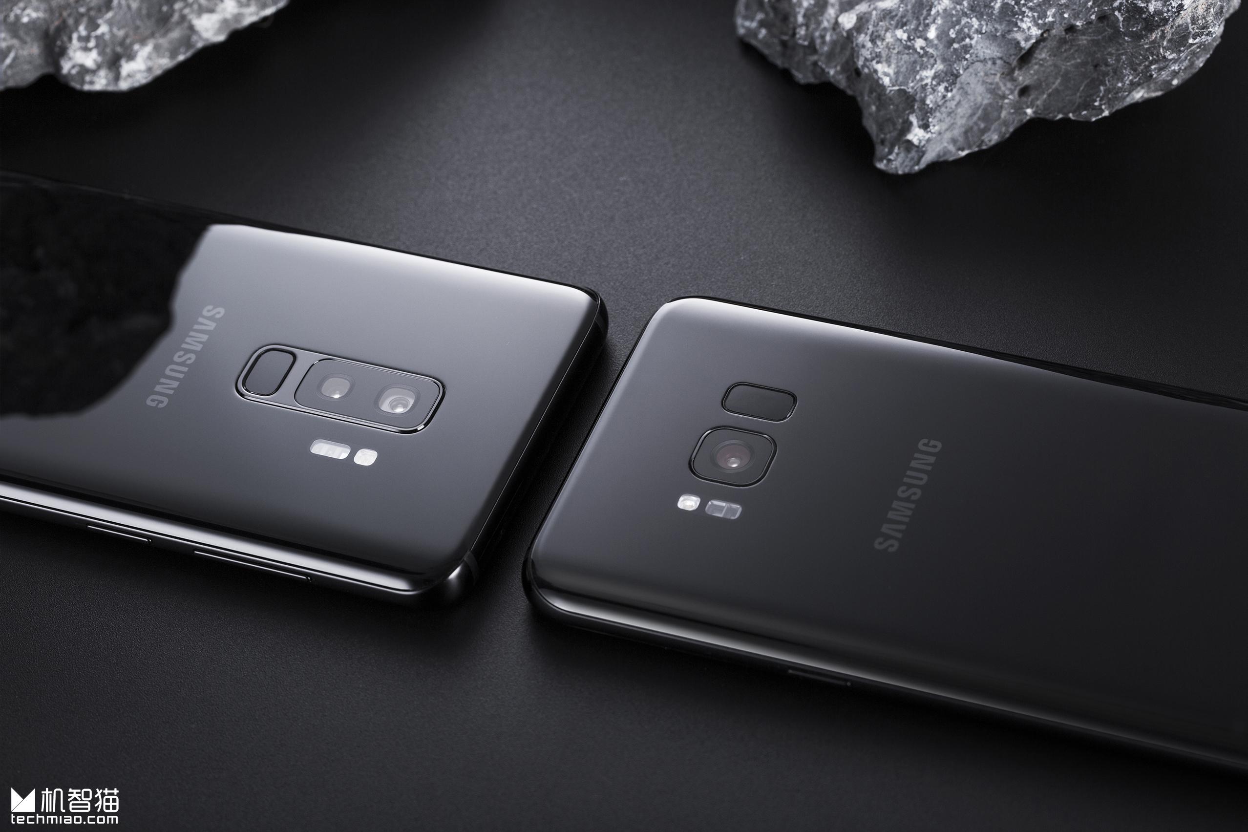 7张图告诉你三星Galaxy S9到底改没改设计?