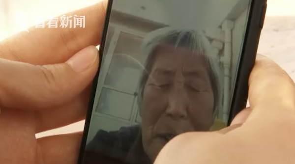 大学生暖心手绘智能手机说明书 教奶奶视频聊天