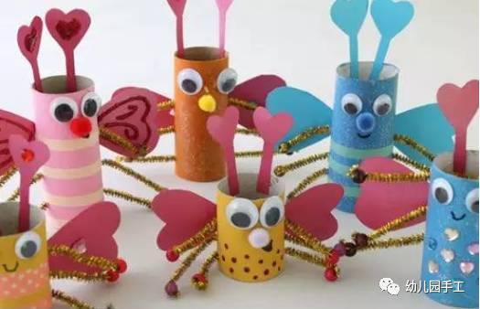 【昆虫手工】这些创意昆虫手工会让孩子爱上大自然图片