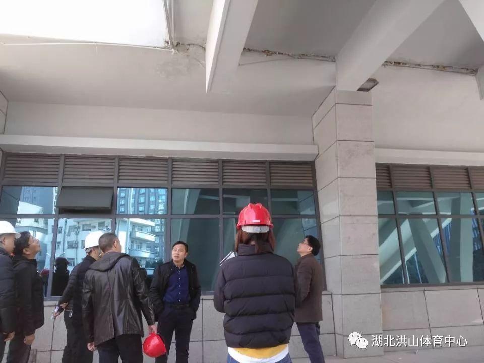 洪山中心体育馆项目EPC建设启动会顺利召开 施工