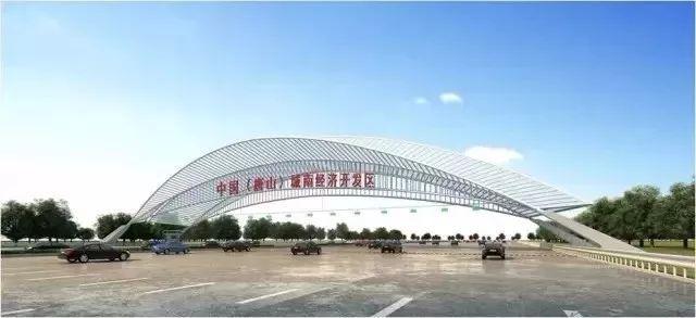 唐山城南经济开发区回迁房最新进展来啦!新