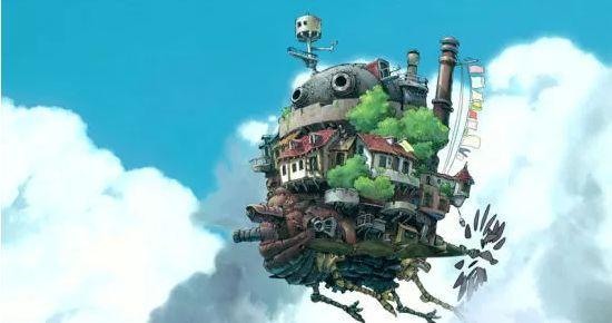 """【904免费送票】你不容错过的""""哈尔的移动城堡""""宫崎骏"""