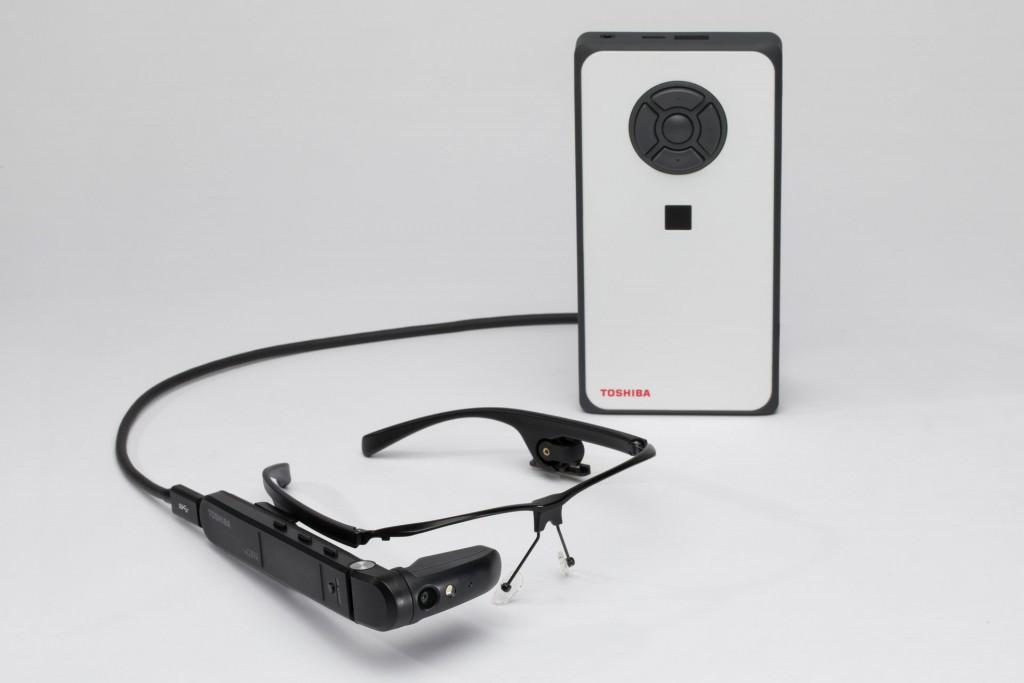 """Win10装进""""眼睛!这款智能眼镜或将取代你的高端笔记本"""