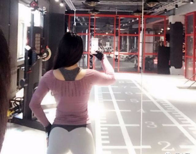 在中国坚持健身的人,绝对都不是一般人.泰山100国际越野赛直播图片