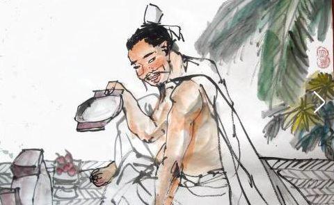 三国里藏着位终极酒友,希望死后化泥做成酒壶 未分类 第4张