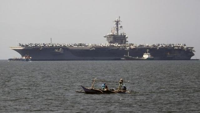 43年前对其进行狂轰滥炸 如今越南却邀请美航母访问