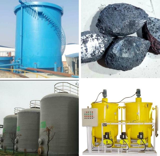 铁碳填料厂家分析制药废水物化处理技术进展