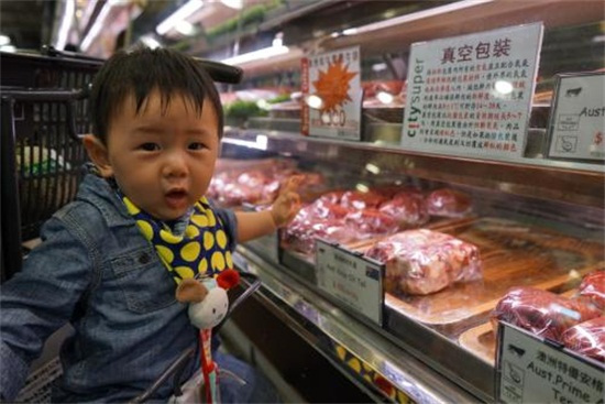 半歲後這樣帶孩子逛超市,比上早教班好太多!