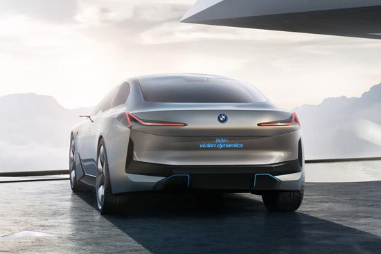 继续巩固豪华电动车市场 宝马i4即将量产上市