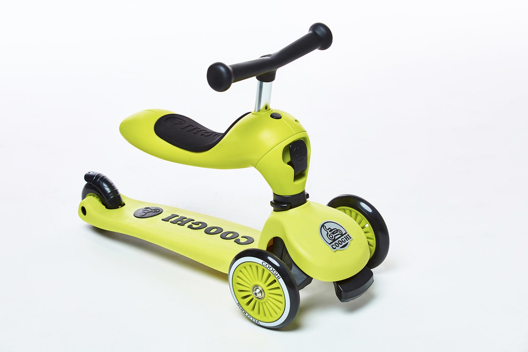 宝宝滑板车怎么玩 宝宝玩滑板车的注意事项
