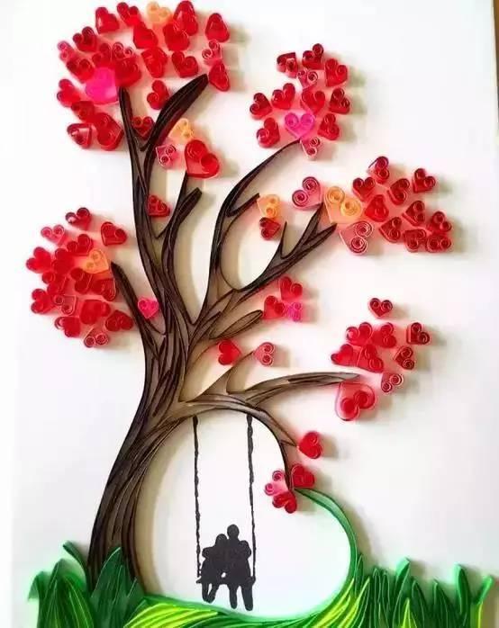【创意手工】让孩子爱上春天的手工制作教程,太美了!
