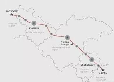 意义与影响:欧亚货运铁路正使铁路运输变得更具吸引力图片