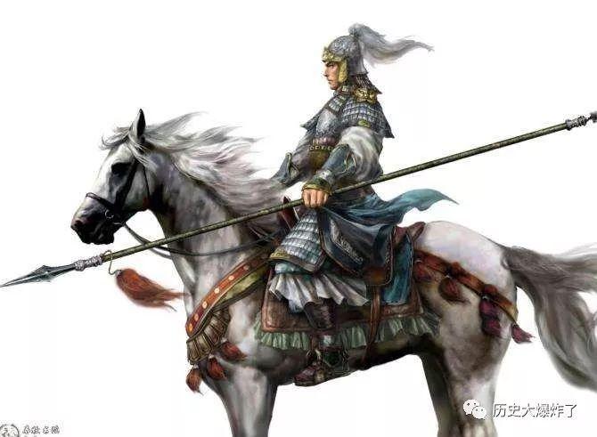 《三国志》里浑身是胆的赵云也睥睨群雄 评史论今 第2张