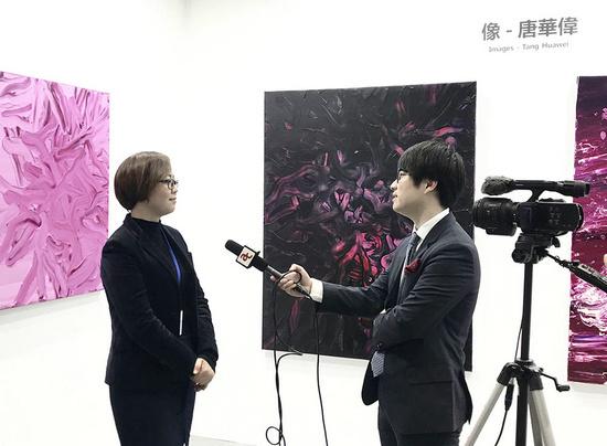 三渡东瀛,春风化雨:唐华伟巡回个展之东京站落幕