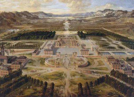 比如巴洛克和洛可可的建筑装饰风格 高雅的法国宫廷的舞会与礼仪 都是