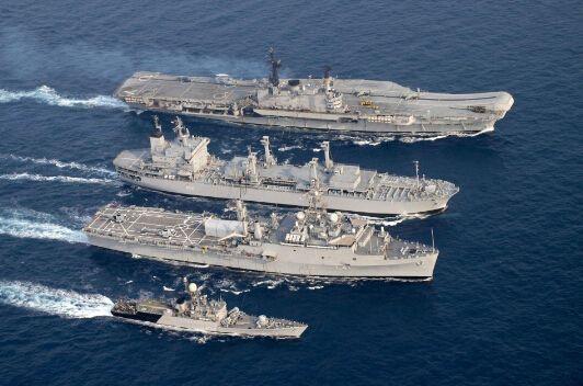 印度或因官员腐败 导致国产航母没有服役就退役了