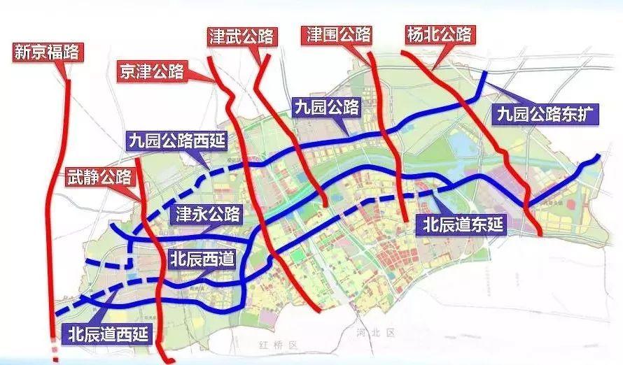 宣杨高速规划图