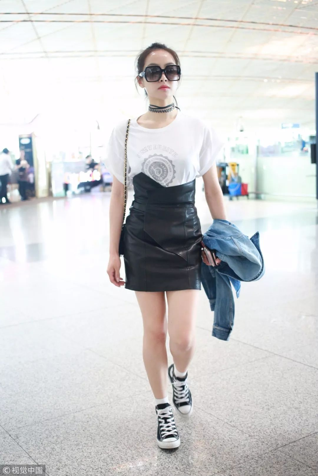 杨幂刘雯都在穿的 熊猫鞋 ,你确定还不来一双