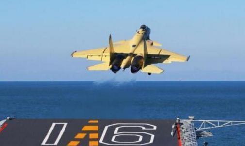 歼-15技术设备都较为先进 中方为何不进行大量生产