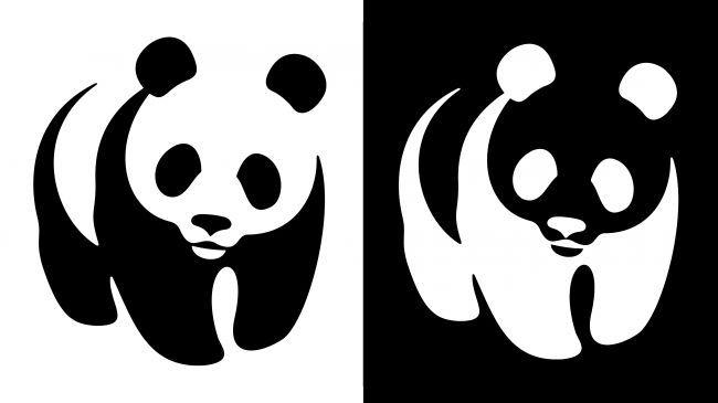 世界自然基金会标志_拿剪影做标志还能让人一眼认出,就数这5家最厉害!