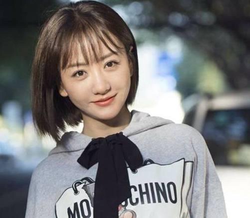 最适合文艺短发发型的7大女星,赵丽颖少女感十足,孙俪