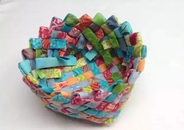 幼儿园创意手工制作——花篮 风信子