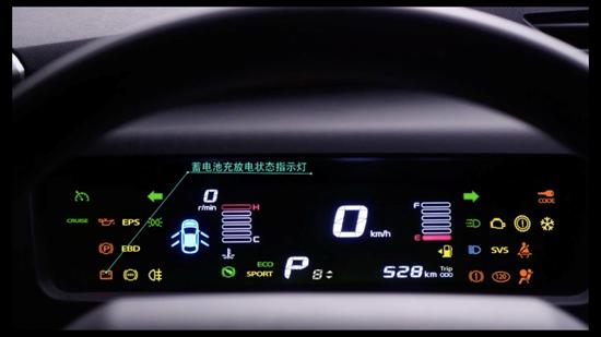 汽车摩托表情装饰灯led爆闪防追尾行车爆闪灯改装警示