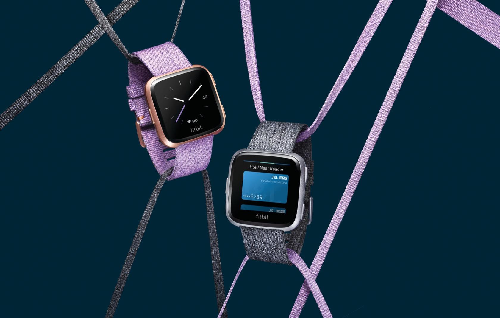 吹响反攻可穿戴设备市场的号角:新一代 Fitbit 智能手表发布