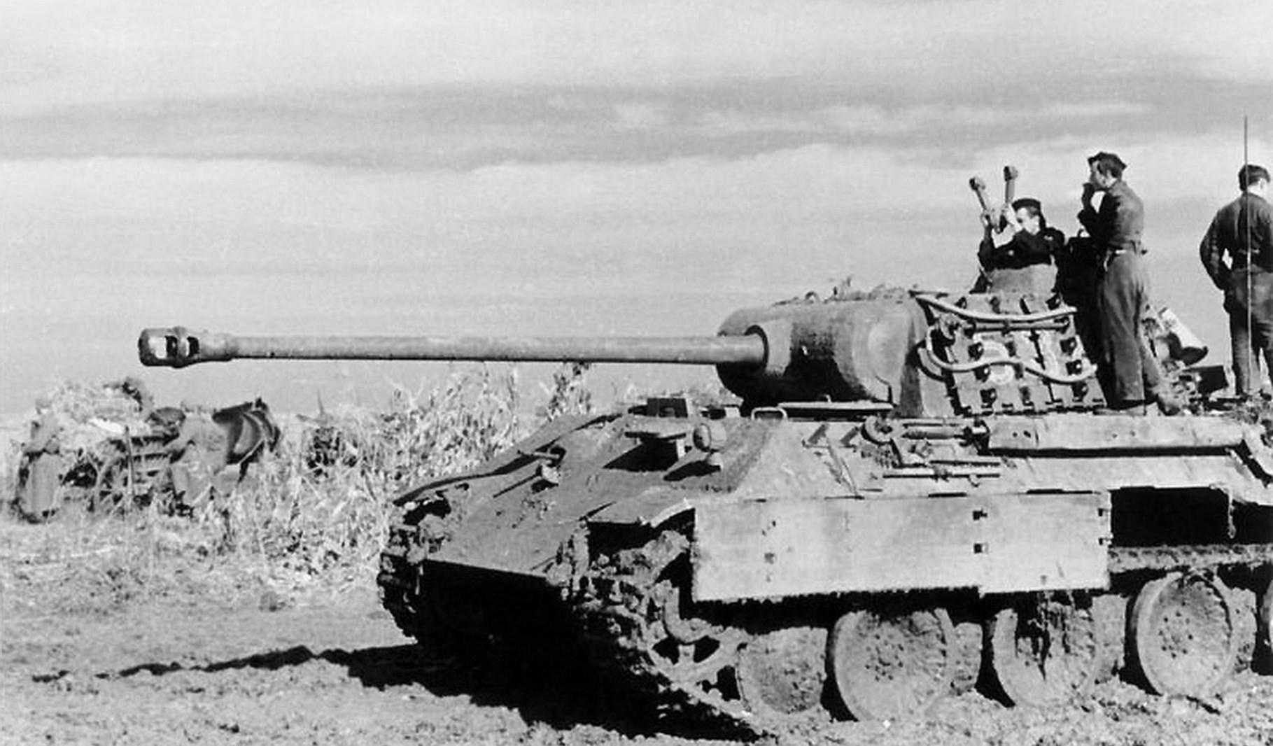 二战时期苏联斯大林IS-2坦克与中国第一种重型坦克研发工程的关连